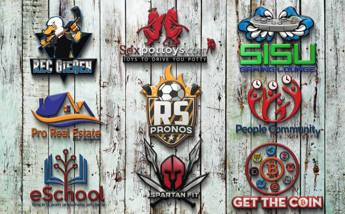 I will create a 3d logo for your business