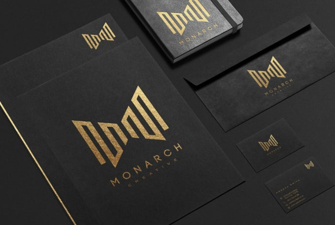 I will design 3 minimalist logo concepts with unlimited revisions