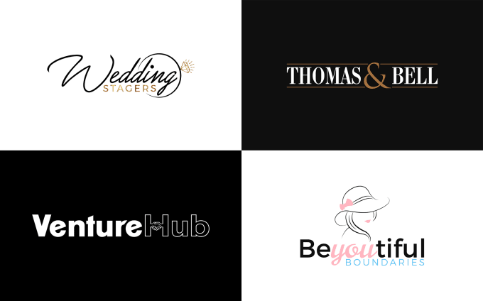 I will design a creative logo for you in 4hrs